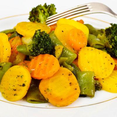 Spiced Up Veggies